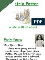 Beatrix Potter - children ilustrator