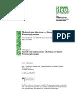 UV Und Oekobilanz Vertikaler Windenergieanlagen