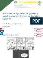 SARA DE MEYER_LINA JARUSIVICIENE_Adolescencia y Género