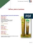 Tarifs 2014 Bornes, Plots Et Poteaux