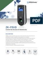 zksoftware -f19-id
