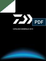Catalogo Daiwa 2015
