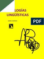 IDEOLOGÍAS LINGÜÍSTICAS