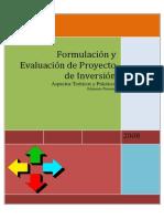 Formulacióny EvaluacióndeProyecto deInversión - Aspectos Teóricos y Prácticos - Edmundo Pimentel