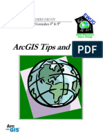 ArcGIS Tips and Tools