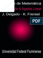 Introducción à Álgebra Linear - Delgado & Frensel.pdf