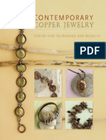 Contemporary Copper Jewelry
