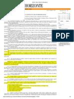 Normativa Da PBH - Caso Dos Moradores de Rua