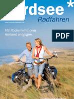 Radfahren Nordsee