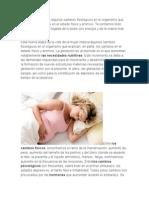 El Embarazo Implica Algunos Cambios Fisiológicos en El Organismo Que Explican Los Cambios en El Estado Físico y Anímico