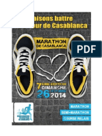 Revue de presse - 7ème Édition du du Grand Marathon International de Casablanca
