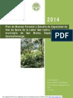 Informe Final de Inventario Forestal