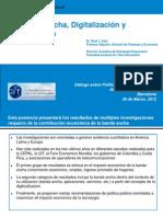 Banda Ancha Digitalizacion y Desarrollo