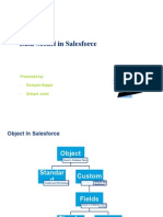 Salesforce 401 - DataModel_ppt_v1