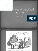 Loss, Death, Grief Student