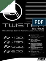 Audiosystem Twister f2