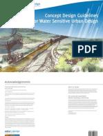 Apostila_Concept Design Guidelines for Water Sensitive Urban Design