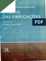 Direito Das Obrigações - Volume III - Contratos Em Especial - Menezes Leitão_pdf_Imagem
