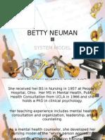 Betty Neuman (System Model)2007