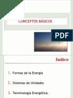 ENERGÍA 2. Conceptos Basicos (2)