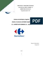 Sisteme de Distribuție Și Logistică Carrefour Brașov