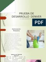 Desarrollo del bebé según método Denver