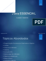 Classes e Objetos