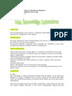 Tema 01 - HOLA BIENVENIDOS EXPLORADORES.doc
