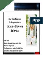 EX4 - Flexibilidade e Alongamentos AficáCIA e Eficiência No Treino (Descrição Alongamentos) 19-31