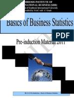 Module2_Basics of Business Statiscs