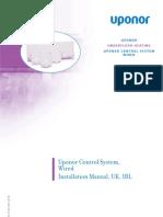 Catalog Tehnic UFH Unitati Comanda Cu Fir C35-33 Si Termostate