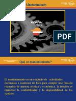 Mantenimiento Mecánico - Mantenimiento
