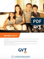 Manual Gvt Tv