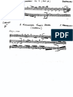 Audicion Clarinete