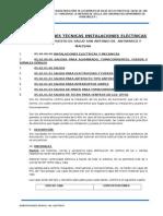 03especificaciones Tecnicas Electricas Maicena