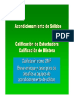 Calificación Estuchadora Blistera FINAL