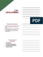 Genetics of Development