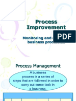 1.3 Process Improvement