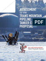 TWN Kinder Morgan ssessment