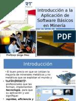 Introducción a La Aplicación de Software Básicos En