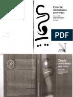 ciencia conocimiento para todos.pdf