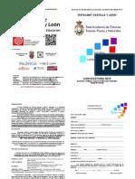 convocatoria 2015 estalmat cyl 6 de  junio