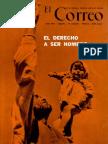 1968 UNESCO Periodico El Correo