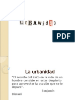 La Urbanidad