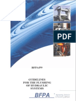 P9 Guidelines for the Flushing of Hydraulic Systems I2