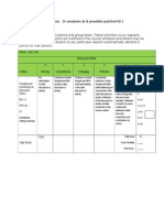 Discussion ParticipationRubric