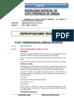 ESPECIFICACIONES-TECNICAS grass sintetico