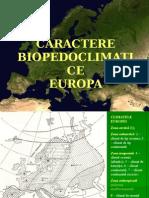 Curs Europa. Clima Tundra Silvotundra 2014