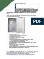 Caixas elétricas, junção e Paineis Especiais PETROBRAS