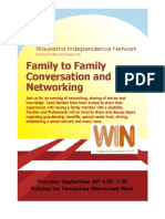 family to family  flyer 2015